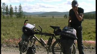 Bicycle Travel Russia Siberia total
