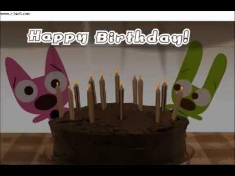 Hoops & Yoyo - Birthday candles