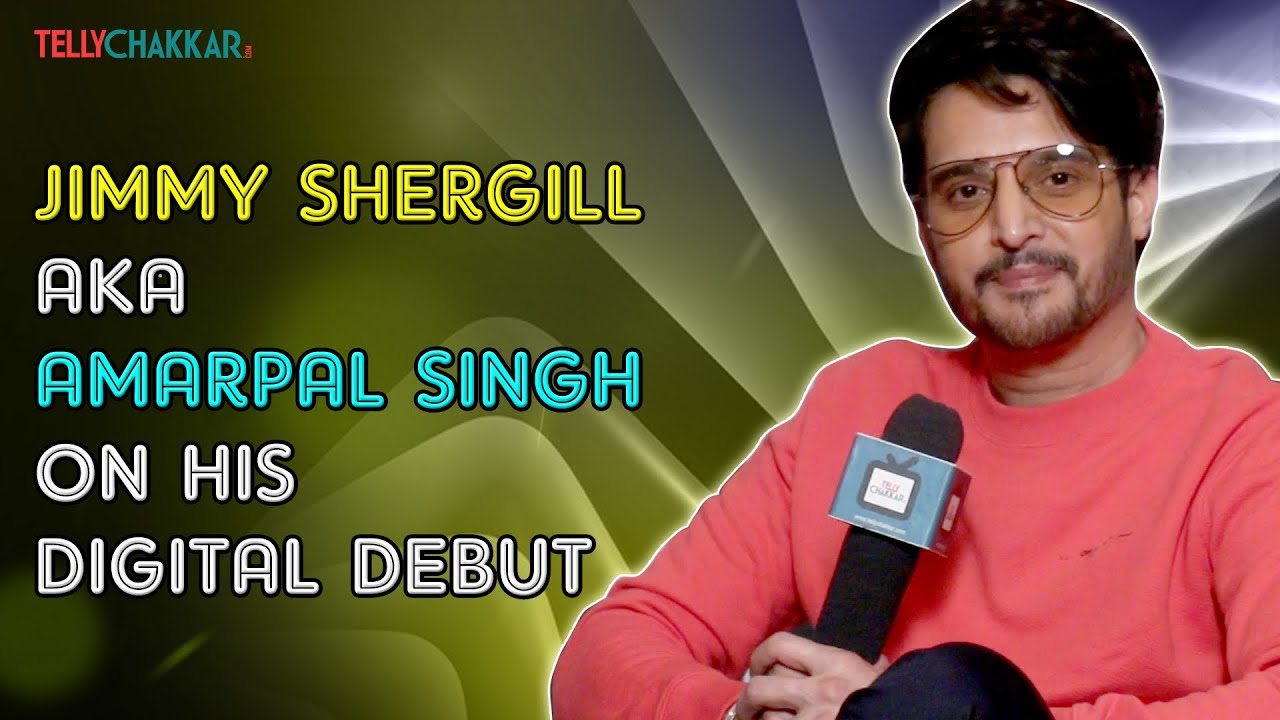 Download Jimmy Shergil 'Decodes' Amrapal Singh from Rangbaaz Phirse | Tellychakkar