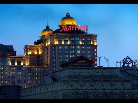 Beijing Marriott Hotel City Wall - Beijing, China