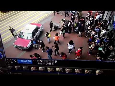 Accident in Hong Kong of the year 2017