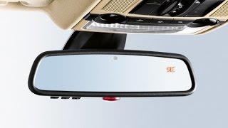 зеркало заднего вида  BMW E39
