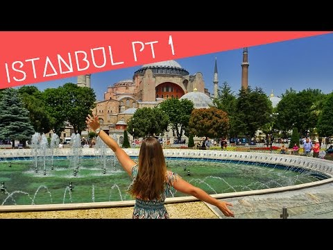 Istanbul Vlog Part 1 | World Wanderista