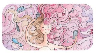 Reinvent Yourself Illustration | Emma Thrussell