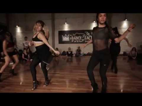 Danielle Polanco Workshop Dance Factory Guadalajara Mexico - @Femmology @dannip18