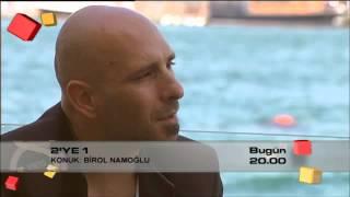 GSTV | 2'ye 1 - Konuk: Birol Namoğlu(Gripin) Tanıtım