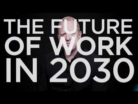 The Future of Work in 2030 - Nikolas Badminton, Futurist Speaker