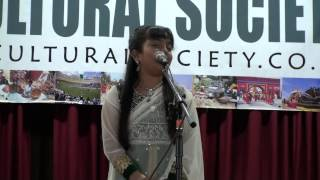 Pak Cultural Society   Pakistan Independence Day 2015 Newham Parody of Mussarat Nazeer