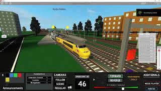 TGV la Poste | Terminal Railways | Roblox