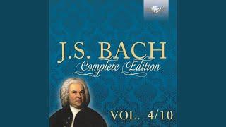 Geist und Seele wird verwirret, BWV 35, Pt. 1: IV. Aria. Gott hat alles wohlgemacht (Alto)