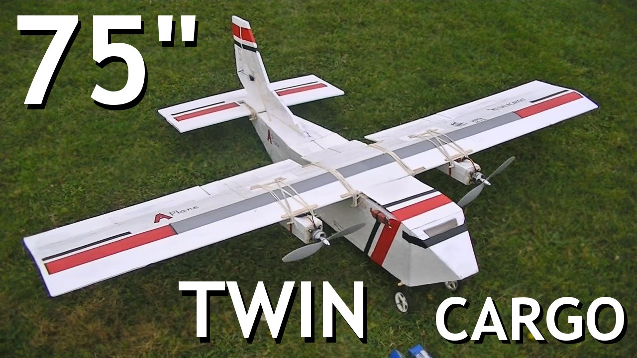 Design & Build Your Own Electric RC Airplane: 20 Steps (with Pictures)