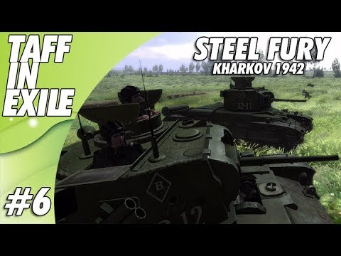 Steel Fury Kharkov 1942 | E6 | More Matilda Action!
