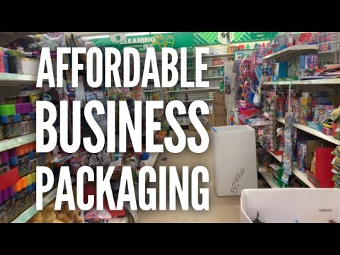 Affordable Business Packaging & Supplies