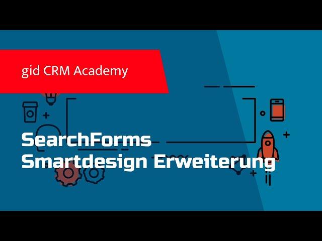 CRM CAS genesisWorld - SearchForms Modul für Smartdesign