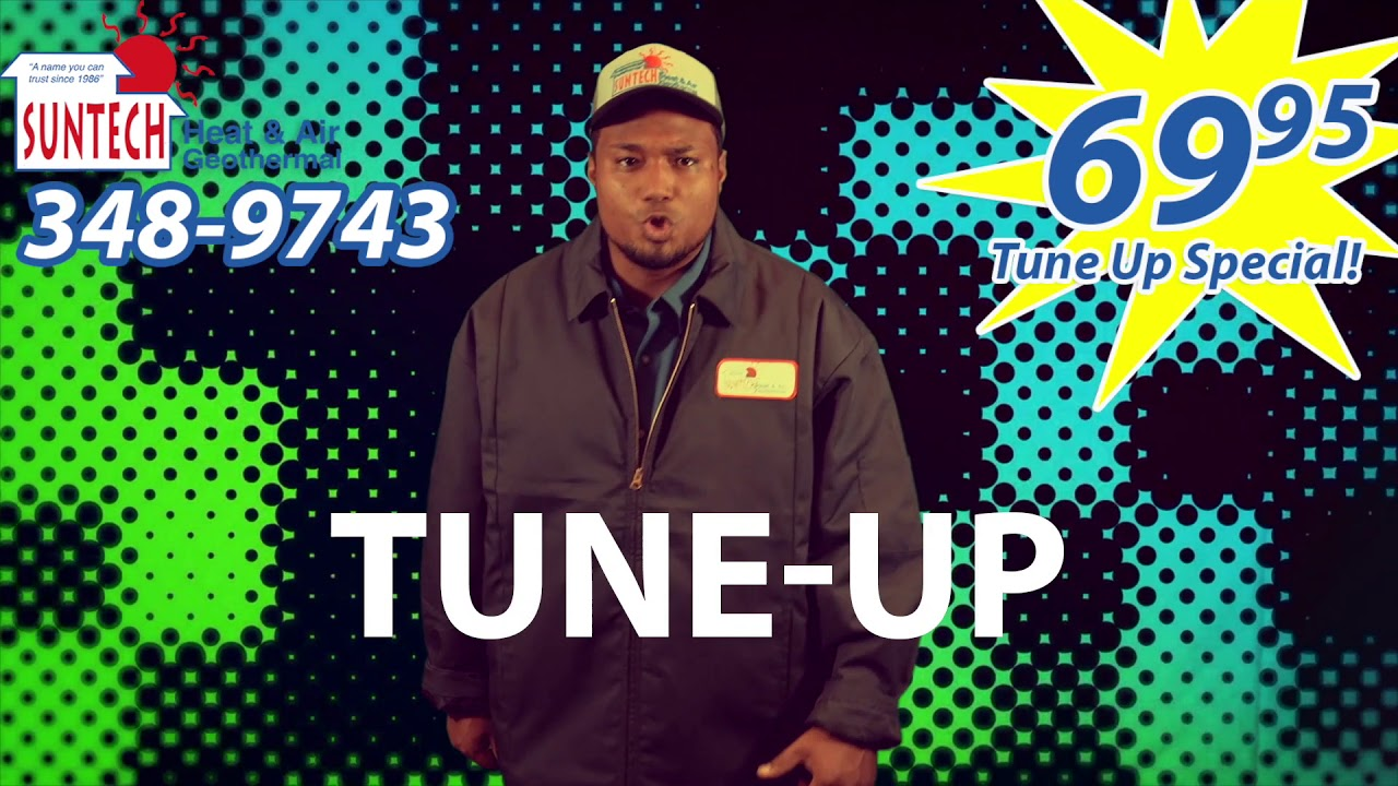 Suntech Furnace Tune Up Do It Commercial Youtube