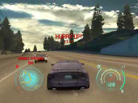 Need for Speed Undercover Mystery Delivery Mission