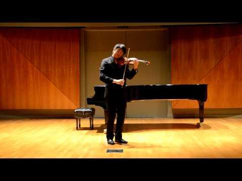 Kevin Lin Paganini Caprice No.9