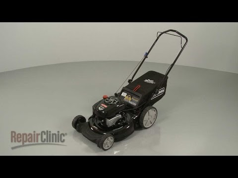 Craftsman Lawn Mower Disassembly