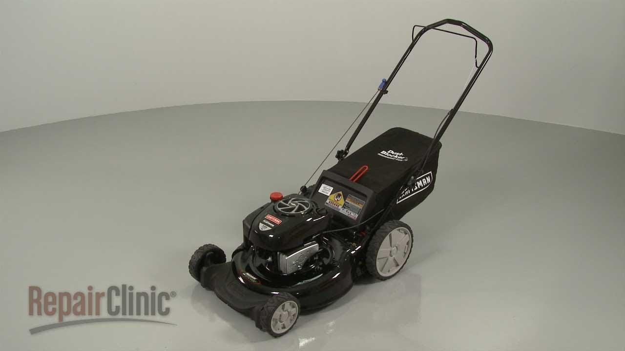 craftsman lawn mower disassembly lawn mower repair help [ 1280 x 720 Pixel ]