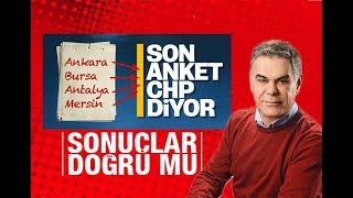 Orc anket, Süleyman ÖZIŞIK : Bu anket sonuçları doğru mu