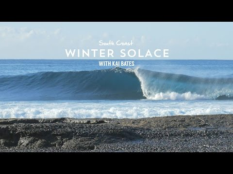 Winter Solace with Kai Bates | SUP