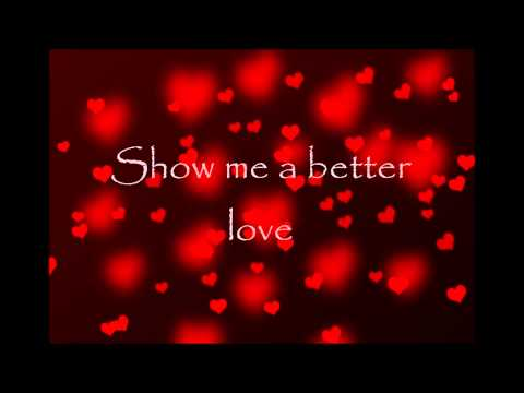 Better Love- Foxes (Lyrics Video)
