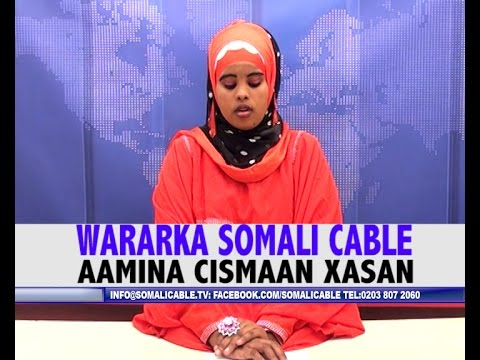 WARARKA SOMALI CABLE AAMINA CISMAAN XASAN  15 08 2016