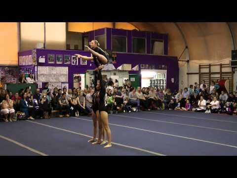 Sovereign Sports Acro Gymnastics - Collingwood Gymnastics Centre Competition - 9th Oct 2011