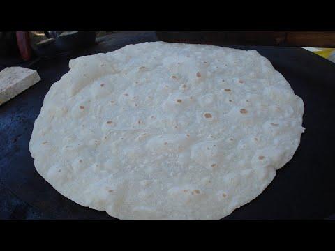Yufka ekmeği, Terekmek  Yapımı Kastamonu Yöresi