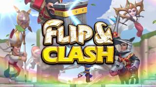Flip & Clash Gameplay Trailer ANDROID GAMES on GplayG