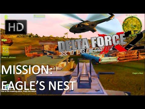 Delta Force Xtreme 2 Walkthrough - Mission 7: Eagle's Nest HD  