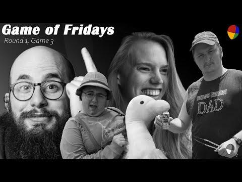 Game of Fridays, Round 1 Game 3