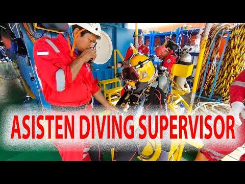 Commercial Diving - Diving Supervisor Assistance