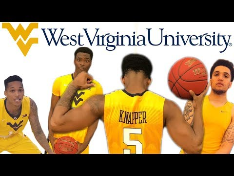 West Virginia Basketball 2017-2018 Recruiting Class Mixtape