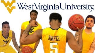West Virginia Basketball 2017-2018 Recruiting Class Mixtape