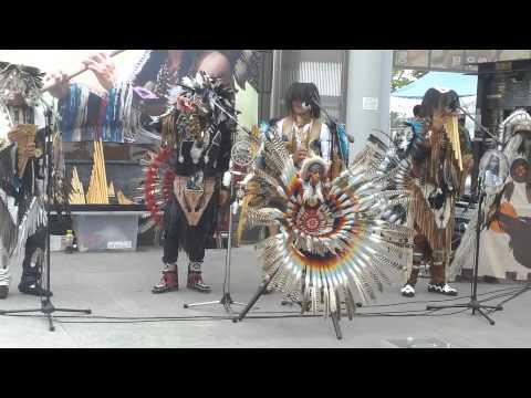 150719 인디언모히칸 공연 (Inca dance)