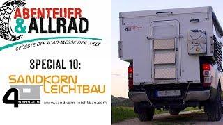 Sandkorn Leichtbau-Kabinen - Abenteuer & Allrad Spezial I 4x4 Passion #85