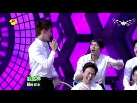 [Kris Kingdom ENG SUB] 150321 Happy Camp WuYifan (Kris) cut 吴亦凡快乐大本营cut