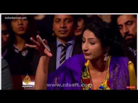 Kashmiri Pandit Woman Exposing Hindu Nationalists