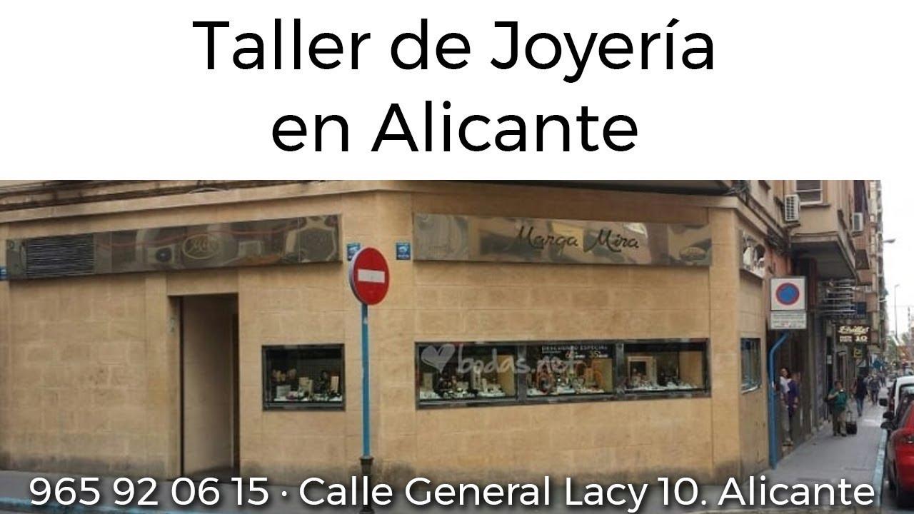 02cec8713f04 Taller Joyería Alicante · Joyeria Marga Mira - YouTube