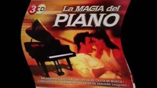 La mágia del Piano 16 melodías con la magia del Piano N 1