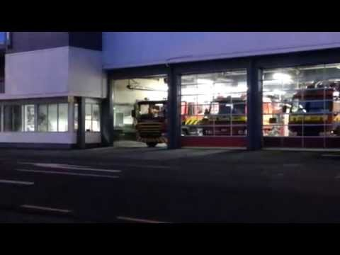 New Plymouth 611 En Route To Chimney Fire
