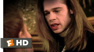 Interview With The Vampire: The Vampire Chronicles (5/5) Movie CLIP - New Companion (1994) HD