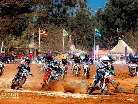 South Africa crowned 2017 champion of Motocross of African Nations held in Botswana