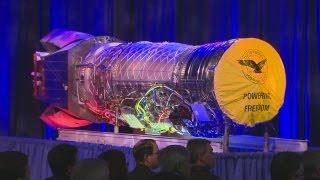 Pratt & Whitney gives final F119 engine