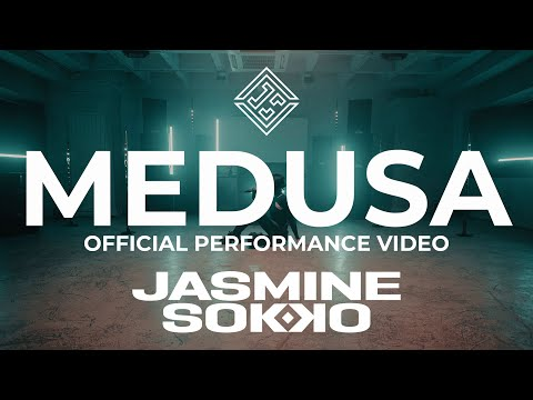 Смотреть клип Jasmine Sokko - Medusa
