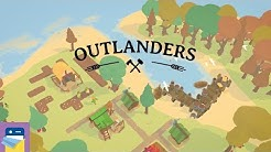Outlanders: Apple Arcade iOS Gameplay Walkthrough Part 1 (by Pomelo Games / Outbox)