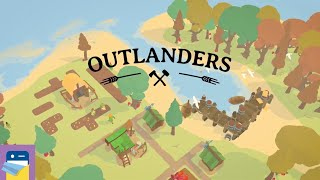 Outlanders: Apple Arcade iOS Gameplay Walkthrough Part 1 (by Pomelo Games)