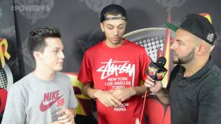 Kailen&Myles - [EXCLUSIVE POWER96.com INTERVIEW] HD
