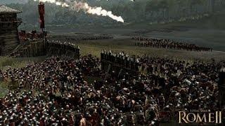 Total War: Rome 2 Цезарь в Галлии 1
